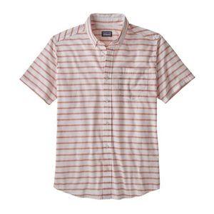 Patagonia stripe lightweight bluffside shirt